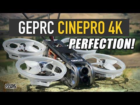 4K PERFECTION! - GEPRC CINEPRO 4K F7 Quad - EPIC REVIEW & CANYONS! - UCwojJxGQ0SNeVV09mKlnonA