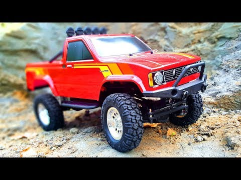 RC Truck TOYOTA HILUX 112 4x4 Thunder Tiger Review — RC Extreme Pictures - UCOZmnFyVdO8MbvUpjcOudCg