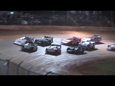 411 Motor Speedway   Late Models   Oct. 19, 2013   Save the Tata's - dirt track racing video image