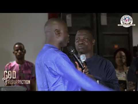 How God uses Prophet/Evang.Hezekiah Oladeji to freeze the hand of a masquerade.