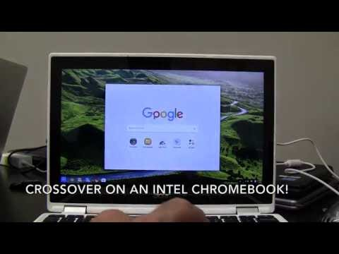 CrossOver on Google Chromebook - It Just Works | Online
