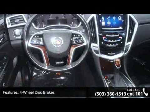 2013 Cadillac SRX Luxury Collection - Carr Vancouver - Va...