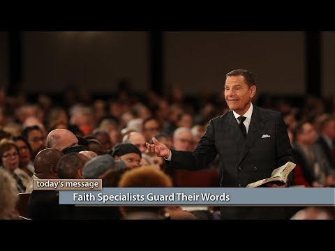 Faith Specialists Guard Their Words