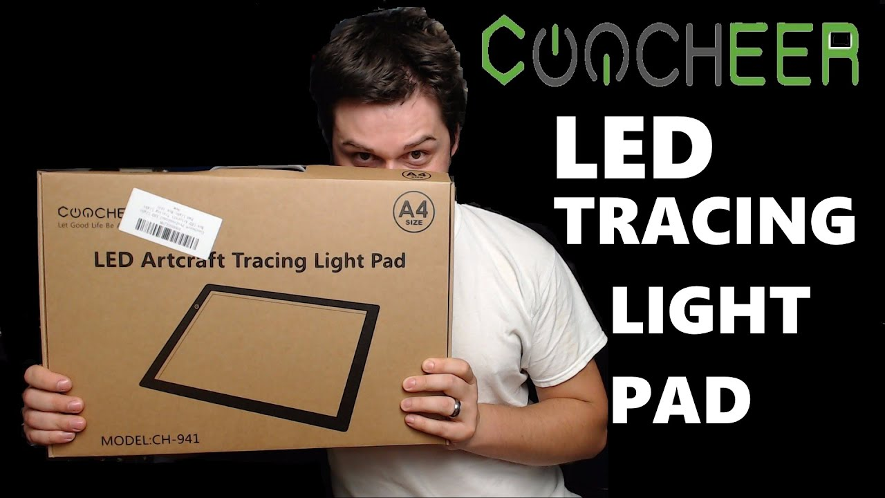 Coocheer Professional Dimmable LED Light Box/illumination Board Review