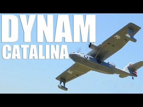 New Dynam Catalina Twin Engine 4ch Sea Plane Full Review - UCJZL9VSp8g5rRQXeumrEOEg