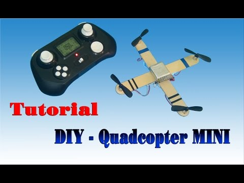 [Tutorial] DIY Quadcopter MINI From Transmitte,  Receiver Quadcopter old - UCFwdmgEXDNlEX8AzDYWXQEg