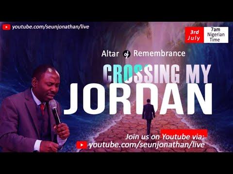 Altar of Remembrance - CROSSING MY JORDAN  -- Episode 31