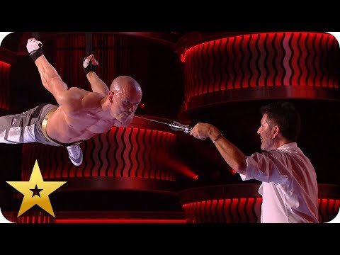 Most DANGEROUS acts from BGT: The Champions