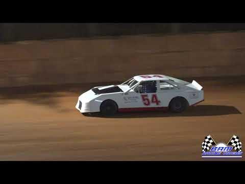 Super Stock 4 Feature - Ararat Thunder Raceway 7/9/21 - dirt track racing video image