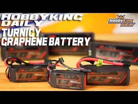 Turnigy Graphene Battery - HobbyKing Daily - UCkNMDHVq-_6aJEh2uRBbRmw