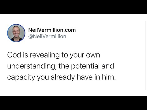 Liberation From Limiting Mindsets - Daily Prophetic Word