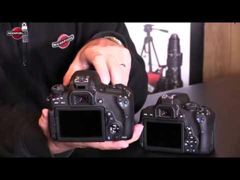 Videorecenze Canon EOS 760D tělo