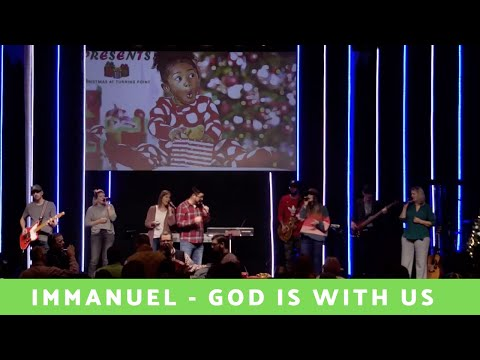 Immanuel-God Is With Us :: Pastor Justin Mitchell :: Turning Point Worship Center Live Stream
