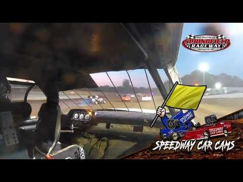 #92 Michael Mccknight - Pure Stock - 9-5-2021 Springfield Raceway - In Car Camera - dirt track racing video image