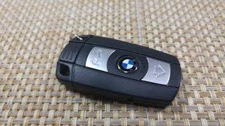 Cambiare batteria chiave Bmw X5 E70