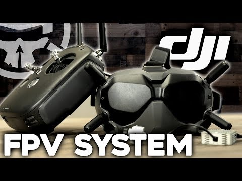 DJI Digital FPV System - HD FPV is HERE! - Full Review, Test Flights, & Price Breakdown - UCemG3VoNCmjP8ucHR2YY7hw