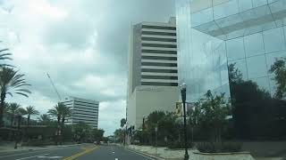 Omni, Hogan Street in Jacksonville (Fla,), near Daily's Place, home of AEW Fight for the Fallen