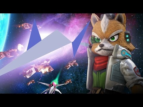 Flying The Classic Arwing in Star Fox Zero With Friends - UCKy1dAqELo0zrOtPkf0eTMw