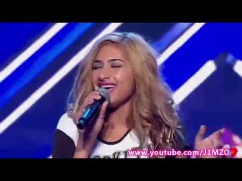 Tahlia Tabone Sings Think   The Voice Australia 2014 - 03:24