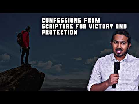 DAILY MORNING CONFESSIONS FROM SCRIPTURE FOR VICTORY, SUCCESS AND PROTECTION