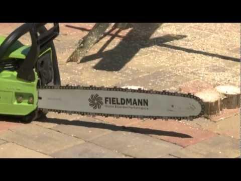 Benzinová retezová pila Fieldmann FZP 3001-B