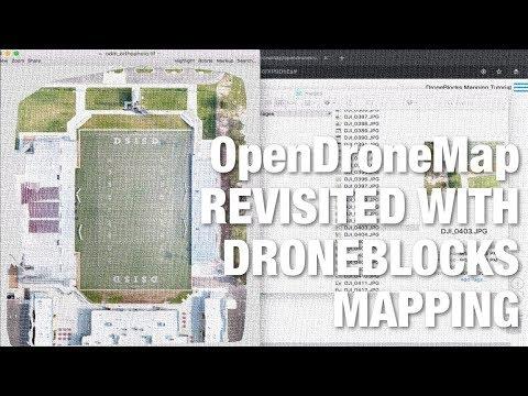 OpenDroneMap Revisited w/ DroneBlocks Mapping and DJI Phantom 4 - UC_LDtFt-RADAdI8zIW_ecbg