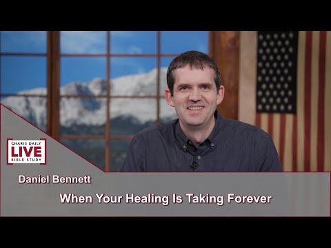 Charis Daily Live Bible Study: Daniel Bennett - June 25, 2021