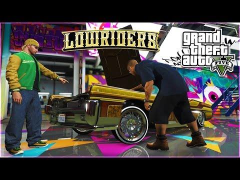 GTA 5 - $12,000,000 Spending Spree, Part 1! NEW LOWRIDERS DLC SHOWCASE! (GTA 5 DLC Gameplay) - default