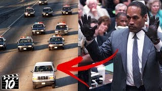 Top 10 Scary Times Celebrities Broke The Law