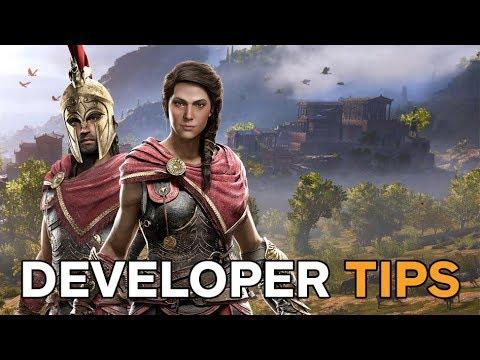 Assassin's Creed Odyssey: 13 Starter Tips From the Developers - UCKy1dAqELo0zrOtPkf0eTMw