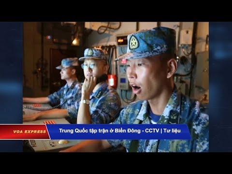 Truyền hình vệ tinh VOA 26/4/2018
