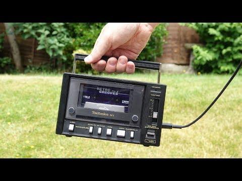 Nice Boombox, where's the rest of it? - RetroTech: Technics M1 Co-Deck - UCflWqtsSSiouOGhUabhKTYA