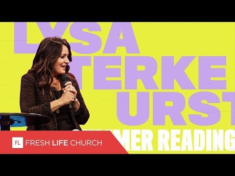 It's Not Supposed To Be This Way :: Summer Reading ft. Lysa Terkeurst