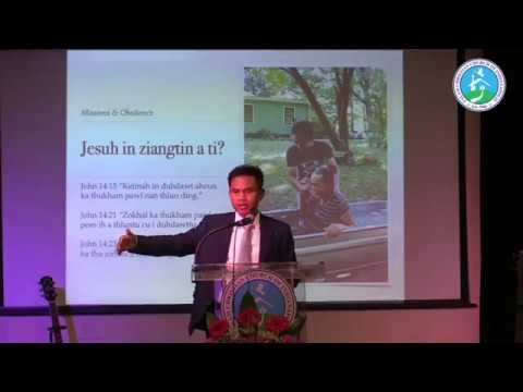 REV. DR. JAMES AMAR SERMON 2019  MISSION & OBEDIENCE