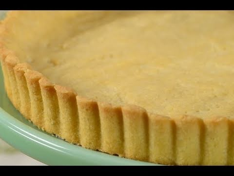 Sweet Pastry Crust Recipe Demonstration - Joyofbaking.com - UCFjd060Z3nTHv0UyO8M43mQ