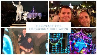Disneyland California Vlog - May 2019 - Disneyland, Splash Mountain, Fireworks and Dole Whip!