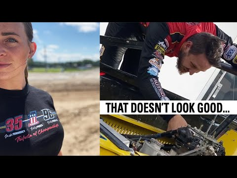 Can Anyone Beat Friesen At Fonda Speedway? Oh Wait... - dirt track racing video image