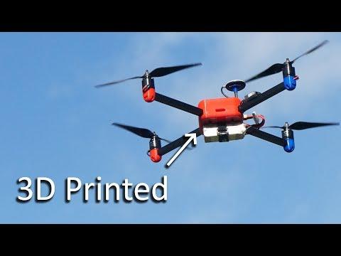 Aerial Dropping Drone - UC67gfx2Fg7K2NSHqoENVgwA