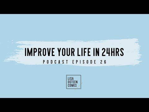 Improve Your Life in 24Hrs with Terri Savelle Foy