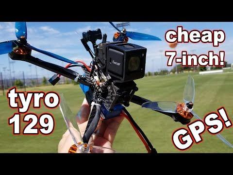 Cheap Long Range FPV // Eachine Tyro129 Betaflight Setup 🛠️ - UCnJyFn_66GMfAbz1AW9MqbQ