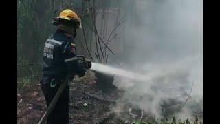 Manos criminales causarían incendios en Sierra Nevada de Santa Marta