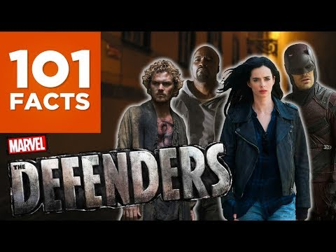 101 Facts About Marvel's The Defenders - UCEbU52pOVZ_JNsfQGT0OcHA