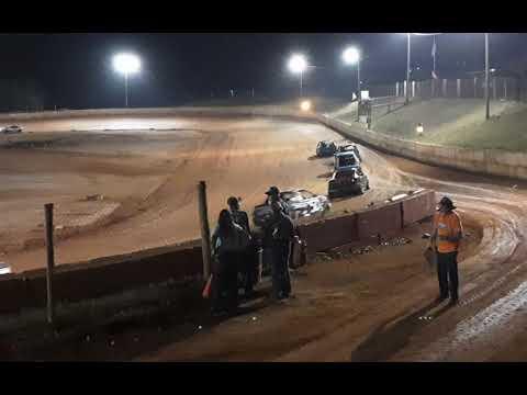Ararat Thunder Raceway (U-Cars) 10-1-21 - dirt track racing video image