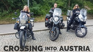 [Eps. 123] CROSSING into AUSTRIA - Royal Enfield Himalayan BS4