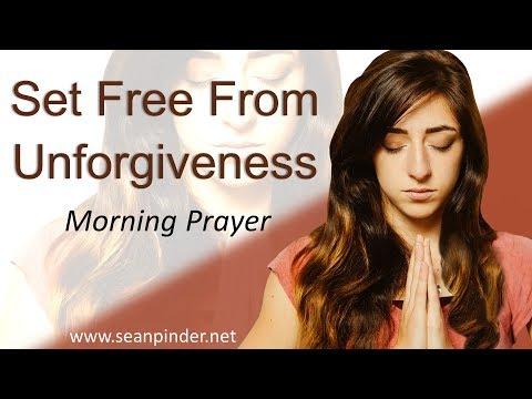 GENESIS 45 - SET FREE FROM UNFORGIVENESS - MORNING PRAYER (video)