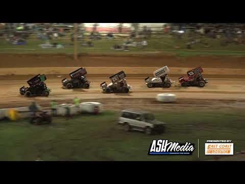 Sprintcars: Petzyo Development Series - A-Main - Archerfield Speedway - 02.05.2021 - dirt track racing video image