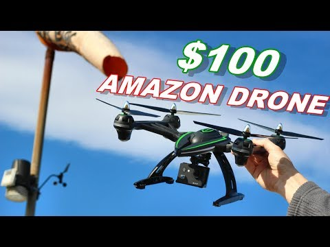$100 Amazon Drone with Tons of Bells and Whistles - Blomiky 506HG TheRcSaylors - UCYWhRC3xtD_acDIZdr53huA