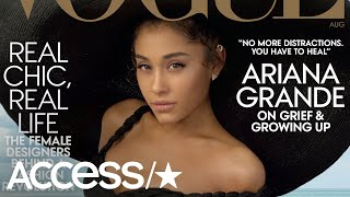 Does Ariana Grande Have A Darker Complexion On New Vogue Cover?