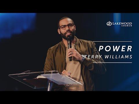 Power  Terry Williams  2019