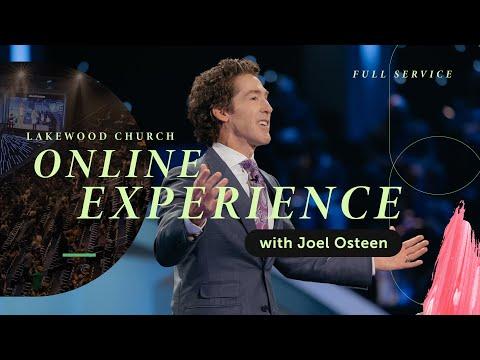 Lakewood Church LIVE  Joel Osteen  March 28, 2021